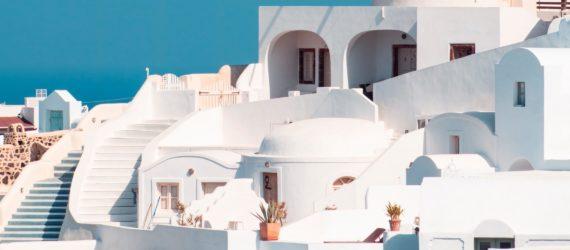 Santorinis arkitektur