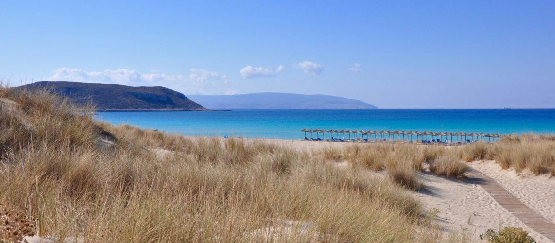 Flafonisos er den hemmelige ø med de gode strande